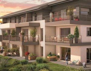 Achat / Vente programme immobilier neuf Contamine-sur-Arve proche Annemasse (74130) - Réf. 2134