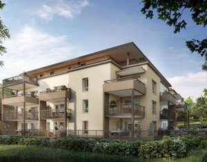 Achat / Vente programme immobilier neuf Contamines-sur-Arve quartier résidentiel (74130) - Réf. 2447