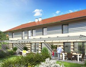 Achat / Vente programme immobilier neuf Copponex proche Genève (74350) - Réf. 1424