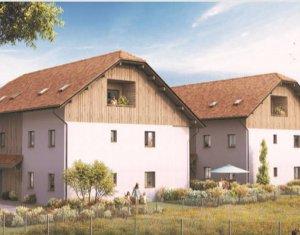 Achat / Vente programme immobilier neuf Cornier quartier le lieu-dit Moussy (74800) - Réf. 3377