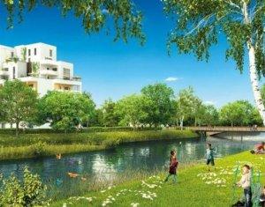 Achat / Vente programme immobilier neuf Cran-Gevrier éco-quartier (74960) - Réf. 120