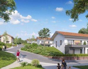 Achat / Vente programme immobilier neuf Crozet à moins de 30min de Genève (01170) - Réf. 5832