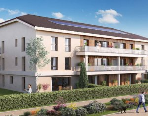 Achat / Vente programme immobilier neuf Crozet proche commerces (01170) - Réf. 3101