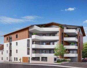 Achat / Vente programme immobilier neuf Cruseilles en coeur de ville (74350) - Réf. 4908
