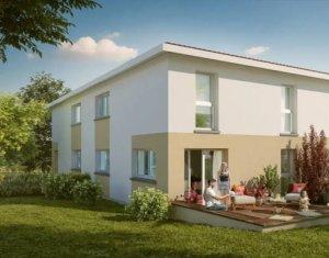 Achat / Vente programme immobilier neuf Cruseilles proche centre-ville (74350) - Réf. 2878