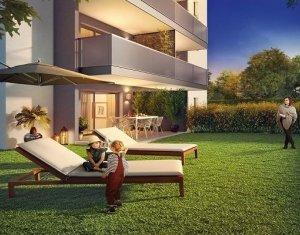 Achat / Vente programme immobilier neuf Divonne-les-Bains à 20 minutes de Genève (01220) - Réf. 1201