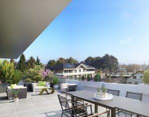 Achat / Vente programme immobilier neuf Divonne-les-Bains proche centre-ville (01220) - Réf. 2395