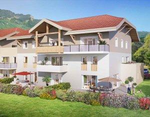 Achat / Vente programme immobilier neuf Doussard au centre-ville (74210) - Réf. 2255