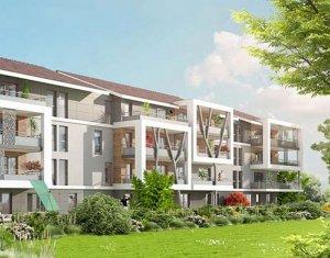 Achat / Vente programme immobilier neuf Douvaine proche du centre-bourg (74140) - Réf. 1764