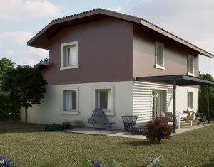 Achat / Vente programme immobilier neuf Douvaine proche Genève (74140) - Réf. 890