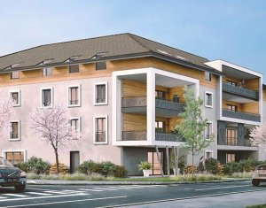 Achat / Vente programme immobilier neuf Douvaine proche Lac Léman (74140) - Réf. 2488