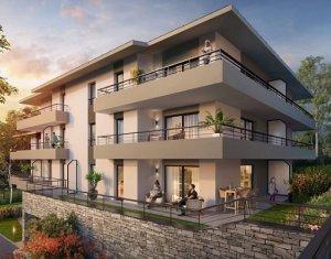 Achat / Vente programme immobilier neuf Echenevex proche centre (01170) - Réf. 5545