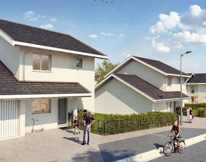Achat / Vente programme immobilier neuf Etercy proche Annecy (74150) - Réf. 1003
