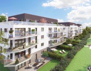 Achat / Vente programme immobilier neuf Evian-les-Bains bord du lac Léman (74500) - Réf. 1879