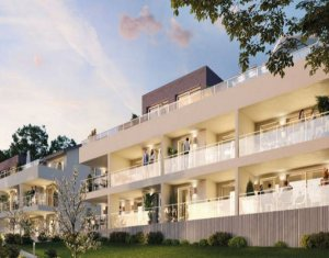 Achat / Vente programme immobilier neuf Evian-Les-Bains sur les hauteurs (74500) - Réf. 4605