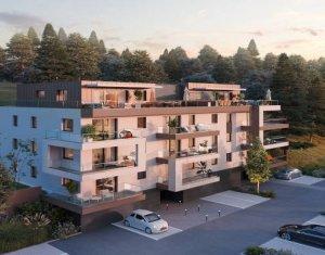 Achat / Vente programme immobilier neuf Évian-les-Bains vue sur le lac (74500) - Réf. 6066