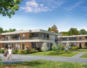 Achat / Vente programme immobilier neuf Excenevex cœur centre-ville (74140) - Réf. 3661