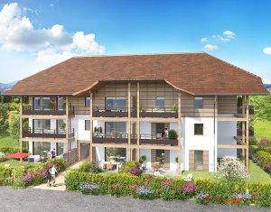 Achat / Vente programme immobilier neuf Faucigny à 22 minutes de Genève (74130) - Réf. 2731