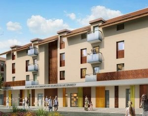 Achat / Vente programme immobilier neuf Faverges 12 minutes d'Annecy (74210) - Réf. 1793