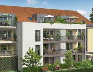 Achat / Vente programme immobilier neuf Ferney-Voltaire centre-ville (01210) - Réf. 3631
