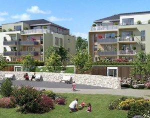 Achat / Vente programme immobilier neuf FERNEY VOLTAIRE limitrophe Genève (01210) - Réf. 2087