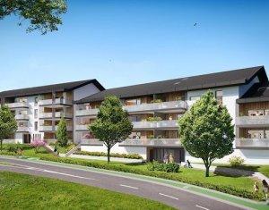 Achat / Vente programme immobilier neuf La Balme de Sillingy au calme à proximité du bourg (74330) - Réf. 1140