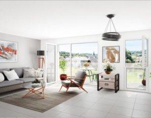 Achat / Vente programme immobilier neuf La Balme-de-Sillingy au pied des montagnes (74330) - Réf. 2873