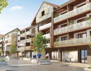 Achat / Vente programme immobilier neuf La Balme-de-Sillingy centre-bourg (74330) - Réf. 5906