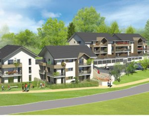 Achat / Vente programme immobilier neuf La Balme-de-Sillingy proche centre (74330) - Réf. 5103