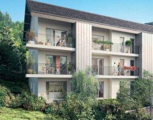 Achat / Vente programme immobilier neuf La Muraz proche Saint-Julien-en-Genevois (74330) - Réf. 6055