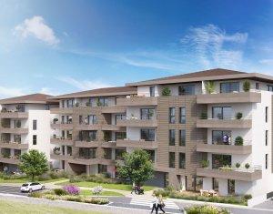 Achat / Vente programme immobilier neuf la roche centre (74800) - Réf. 1425