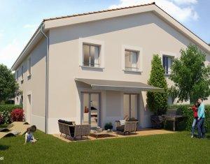 Achat / Vente programme immobilier neuf Léaz centre (01200) - Réf. 1406