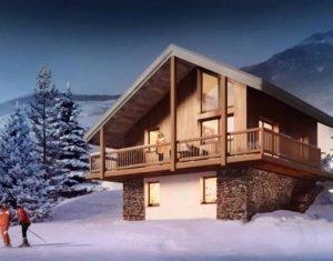Achat / Vente programme immobilier neuf Les Avanchers-Valmorel proche station de ski (73260) - Réf. 4004