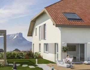 Achat / Vente programme immobilier neuf Les Manches au pied du Mont Granier (73800) - Réf. 1399
