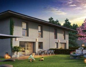 Achat / Vente programme immobilier neuf Loisin coeur site naturel (74140) - Réf. 2919