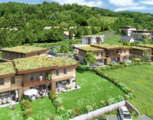Achat / Vente programme immobilier neuf Lucinges 20 minutes d'Annemasse (74380) - Réf. 2953