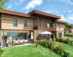 Achat / Vente programme immobilier neuf Lucinges proche d'Annemasse (74380) - Réf. 2762