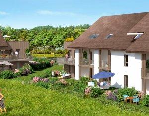 Achat / Vente programme immobilier neuf Maxilly-sur-Léman centre-ville (74500) - Réf. 1100