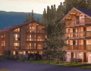 Achat / Vente programme immobilier neuf Megève à l'entrée du village (74120) - Réf. 4370