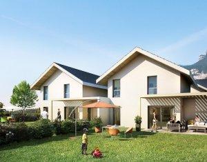 Achat / Vente programme immobilier neuf Méry proche Aix-les-Bains (73420) - Réf. 4511