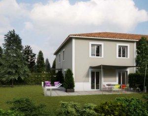 Achat / Vente programme immobilier neuf Messery proche Lac Léman (74140) - Réf. 511