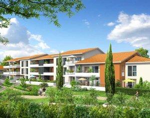 Achat / Vente programme immobilier neuf Miribel proche gare (01700) - Réf. 991