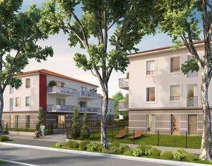 Achat / Vente programme immobilier neuf Miribel quartier des Echets (01700) - Réf. 1232