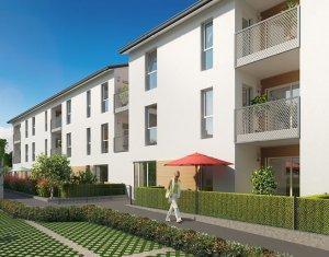 Achat / Vente programme immobilier neuf Montluel proche de la gare (01120) - Réf. 2583