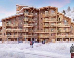 Achat / Vente programme immobilier neuf Morzine au coeur de la station d'Avoriaz (74110) - Réf. 3970