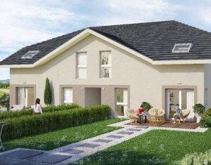 Achat / Vente programme immobilier neuf Moye commune contiguë de Rumilly (74150) - Réf. 1084