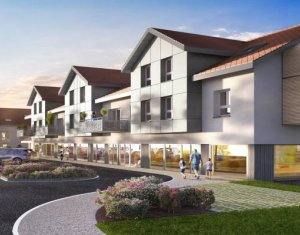 Achat / Vente programme immobilier neuf Nangy - 9 km Annemasse (74380) - Réf. 4228