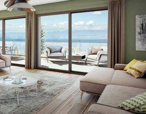 Achat / Vente programme immobilier neuf Neuvecelle proche Evian-les-Bains (74500) - Réf. 3464