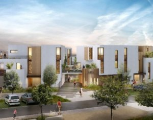 Achat / Vente programme immobilier neuf Neydens proche complexe Vitam (74160) - Réf. 1459