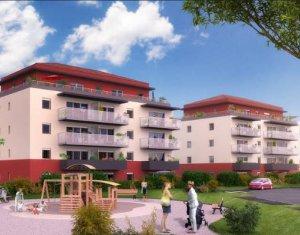 Achat / Vente programme immobilier neuf Ornex aux portes de Genève (01210) - Réf. 2902